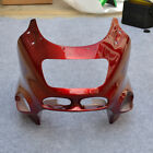 New Fit For Kawasaki ZZR1100 1993-2001 Upper Fairing Cowl Nose Candy Wine Red