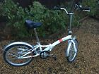 Raleigh Activ FoldS Folding Bike Single Speed New Christmas Present