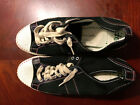 PF Flyers Casual Sneakers Shoes Black Mens 13 Womens 145