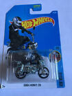 NEW Hot Wheels #115 HW Moto  #2/5 Honda Monkey Z50 FREE SHIPPING