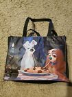 Lady and the Tramp purse new without tags Disney purse handbag embellished