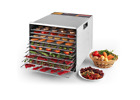 10 Tray Commercial Stainless Steel Food Dehydrator Fruit Meat Free Shipping NEW