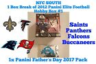 1x Panini Father's Day Pack - NFC South 1 Hobby Box Break 2013 Elite Football #1