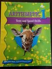 ABEKA 1st grade Arithmetic Tests and Speed Drill TEACHERS KEY