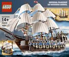 Lego Pirates 10210 Imperial Flagship NISB NIB New & Sealed Retired!