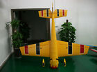 Yellow 866 2199mm YAK 55 50CC gas engine RC airplane Model ARF IN US