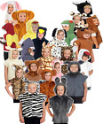 Kids Boys Girls Animal Wild Zoo Nativity Farm Fun Fancy Dress Costume Outfit
