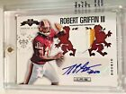 2012 Rookies and Stars R&S Crusade Prime Autograph Robert Griffin III 04 25 #10