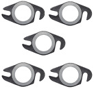 5x EXHAUST GASKET SEAL MBK BOOSTER STUNT YAMAHA SLIDER BW'S MOTORCYCLE SCOOTER