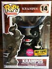KRAMPUS flocked fuzzy Hot Topic Exclusive Funko Pop Holidays New