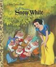 Snow White and the Seven Dwarfs [Disney Classic] [Little Golden Book]