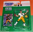1996 BRETT FAVRE Green Bay Packers exclusive Starting Lineup - FREE s/h - Shopko