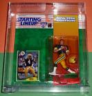 NM 1994 BRETT FAVRE Green Bay Packers Rookie Starting Lineup display case Farve