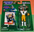 NM/MINT 1998 BRETT FAVRE Green Bay Packers convention  Starting Lineup Farve