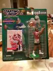 1998 Jerry Rice Great Western Convention Starting Lineup-SLU 49ers