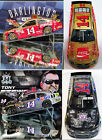 TONY STEWART FINAL SEASON 2-CAR COMBINATION 1/24 Last Ride + Darlington. 1/24