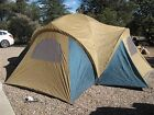 Greatland Outdoors 12 person cabin tent 115x15 four rooms