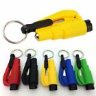 Keychain Car Escape Rescue Tool Glass Breaker And Seatbelt Cutter Emergency New