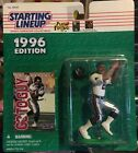 1996 Eric Metcalf Atlanta Falcons Starting Lineup Texas Football New In Box NIB