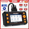 Foxwell NT634Pro Auto Diagnostic Tool OBD2 Scanner ABS SRS SAS TPMS DPF OilReset