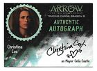 2013 Cryptozoic Castle Seasons 1 and 2 Autographs Guide 15