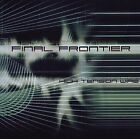 FINAL FRONTIER High Tension Wire + 1 JAPAN CD Rob Moratti Rage Of Angels Saga