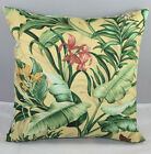 Pillow Cover  Waverly Wailea Coast Tropical Pillow Cover     16 x 16