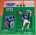 1996 CHRIS SPIELMAN sole Buffalo Bills - FREE s/h - last Starting Lineup NM/MINT