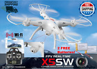 Syma X5sw Quadcopter Wifi Rc Large Drone With Fpv Hd 2mp Camera Rc Ready To Fly
