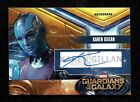 2014 Upper Deck Guardians of the Galaxy Autographs Gallery and Guide 25