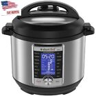 Electric Instant Pot Cook Ultra 6 Qt 10-in-1 Programmable Pressure Slow Cooker