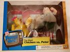 Family Guy Mezco The Giant Chicken Vs Peter action figures Cartoon Animation Toy