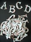 Baseball Chipboard Letters Plus Extra