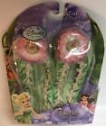 Disney Tinker Bell Movie Girls Flip Flop Slippers Dress Up Play Shoes Green Pink