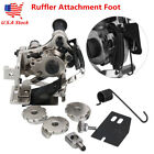 Ruffler Attachment Foot Industrial sewing Machine for SINGER BROTHER JUKI CONSEW