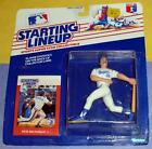 1988 PETE INCAVIGLIA Texas Rangers Rookie - FREE s/h - Starting Lineup