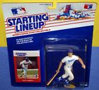 NM 1988 PETE O'BRIEN Texas Rangers Rookie - FREE s/h - sole Starting Lineup NM