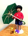 WENDY LAWTON - Little Black Sambo Doll and Tiger 1991