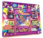 Vintage Fantastic World Lisa Frank Deluxe Sticker Collection 750+ NEW Open Box