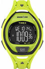 Timex TW5M01700, Men's 50-Lap Ironman Green Resin Watch, Indiglo, TW5M017009J