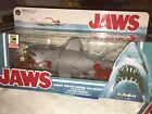 RARE SDCC 2015 Funko Super 7 Reaction Jaws and Quint Figure Exclusive Unpunched