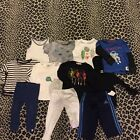 Baby Boy Size 6 18 Month Lot 11 Pieces IKKSMAYORAL