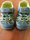 Infants Baby Boy Surprize by Stride Rite Velcro Sneakers Tennis Shoes Size 4