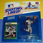 1989 JOE CARTER #30 Cleveland Indians - FREE s/h - Starting Lineup