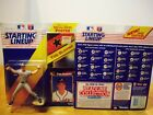 SET OF TWO Tom Glavine Starting Lineup Superstar Series figures 1992  Unopened