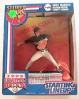 1995 STARTING LINEUP - SLU - MLB - GREG MADDUX - ATLANTA BRAVES - STADIUM STARS