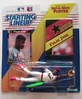 1992 ROOKIE STARTING LINEUP - SLU - MLB - FELIX JOSE - ST LOUIS CARDINALS