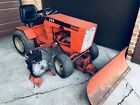 Case 224 Garden Tractor For Parts or Restoration Plus Snow Plow