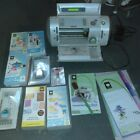Cricut Provo Craft Personal Electronic Cutter Machine CRV001 + Extras