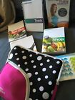 Weight Watchers Kit Ultimate 3 Month TrackerDVD 3 books measuring cups more